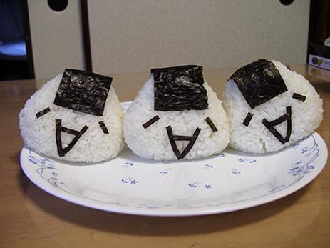Aniversário de 1 Ano da Aldeia! Onigiri